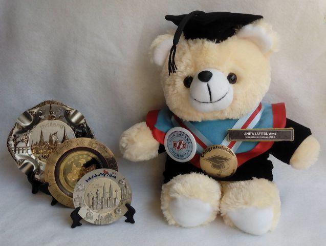 boneka wisuda, boneka wisuda murah, boneka wisuda stikes, boneka wisuda politeknik, boneka wisuda teddy bear